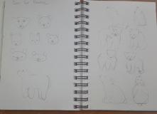 Doodles for bear ideas