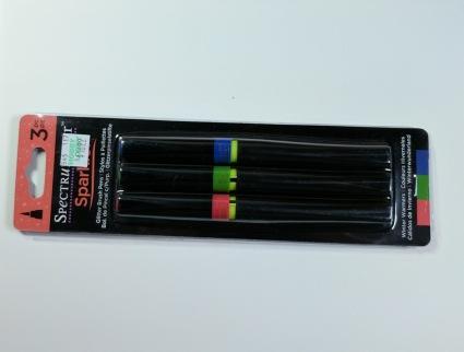 Spectrum Noir Sparkles Packaging