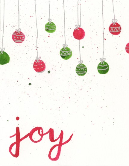 Joy and Ornaments