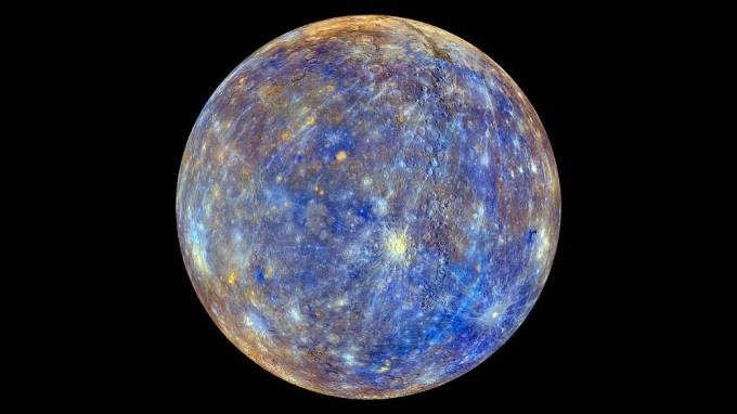 NASA Image of Mercury